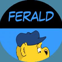 Ferald Logo