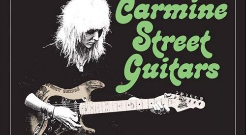 Documentary Film: Carmine Street Guitars