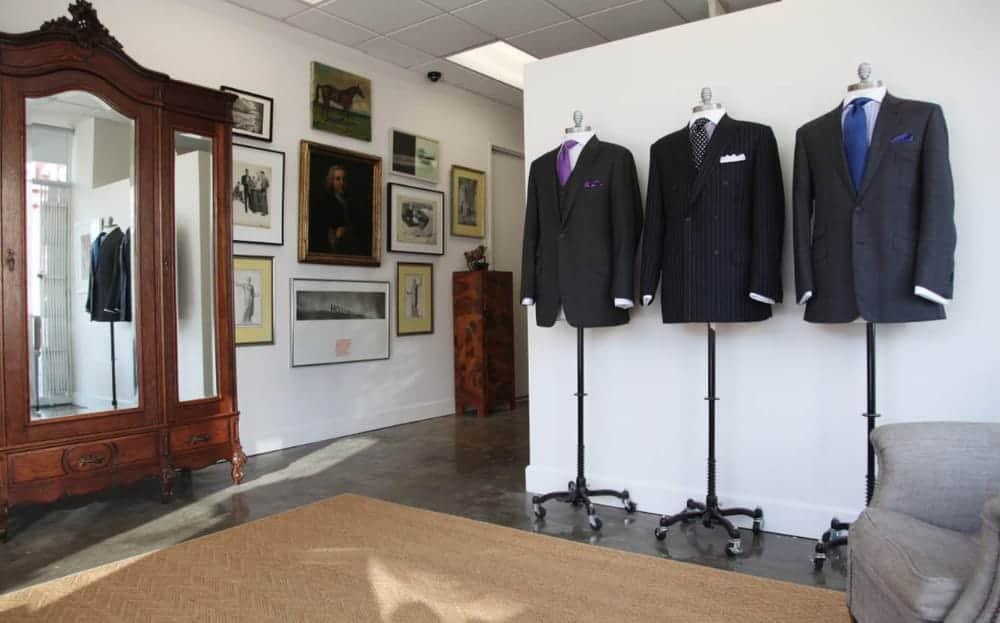 Johnathan Behr Bespoke Clothiers - Image 2