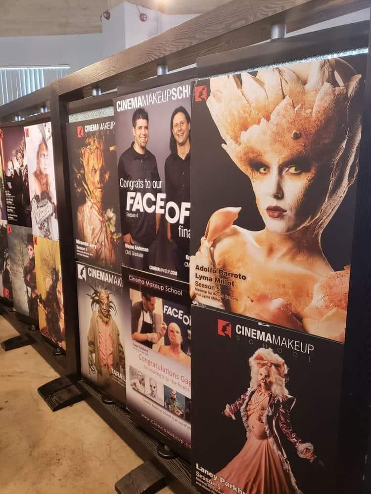 Cinema Makeup School - Image 1
